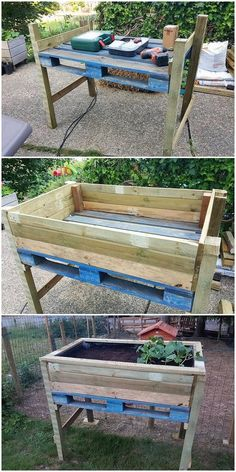 Have you ever thought about adding your house with the raised garden bed service into it? Wood pallet is the best material so far which you can utilize in the creation of the raised garden bed. It is best to opt as you are thinking about adding your house garden with the favorable ideas of attractiveness.
