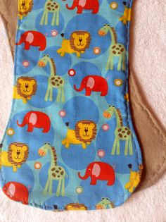 Love this cute material for that sweet baby.