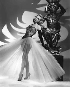 also one of the classiest Vera Ellen