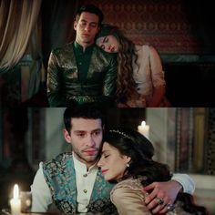 Ahmed ve Anastasia Ahmed ve Kösem sultan Kosem Sultan, Big And Rich, Turkish Beauty, Ottoman Empire, Turkish Actors, Anastasia, True Love, Character Inspiration, Actors & Actresses