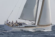 Dufour – Grand Large 460 - W-Yacht AS