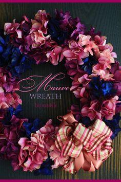 モーヴ・リース|bloomish東京・自由が丘・田園調… |Ameba (アメーバ) Floral Decorations, Wreath Crafts, Fall Wreaths, Paper Flowers, Hand Embroidery, Flower Arrangements, Merry Christmas, Hobbies, Arts And Crafts