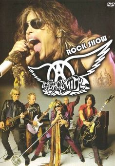 Aerosmith. Saw them 2 times in concert but had tickets for 4 shows (2 got cancelled). Alot of energy.