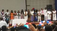 DAMBALII, a new Afan Oromo drama seres on Oromia Broadcasting Service (OBS), premiered on June 28, 2015, in Finfinne with much fanfare at the Oromo Cultural Center. Here are some photos from the event. PREVIEW of the upcoming drama series, DAMBALII, on OBS: – Source: Social Media Related