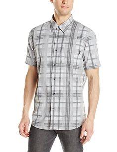 Oakley Men's Gridlock Woven Shirt, Jet Black, Small Oakley http://www.amazon.com/dp/B00LNBMCD8/ref=cm_sw_r_pi_dp_rBpBvb1K8E8HP