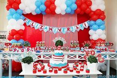 dr. Seuss   Dr.seuss birthday and baby shower party ideas and inspiration