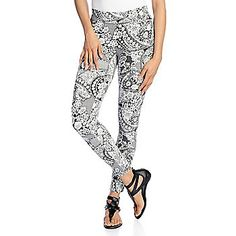 3d26120735ab5 Slimming Options for Kate & Mallory® Knit Pull-on Ankle-Length Leggings on  sale at evine.com
