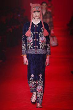 Gucci | Menswear - Autumn 2016 | Look 2