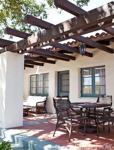 Luxury Resort in Santa Barbara | Traditional Home