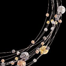 Woman's Neckpieces A Little Lavish- Fifth Avenue Collection :: Beautiful Jewellery :: pearls Fifth Avenue Collection, Pearl Color, Girls Best Friend, Sterling Silver Chains, Pearl Necklace, Fashion Jewelry, Bling, Jewellery, Pearls