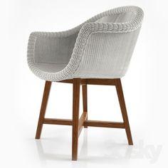 Skal Outdoor Armchair
