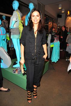 Billy Joel's recent ex-wife stepped out for the Cynthia Rowley for ROXY launch party at Barney's Co-Op on Thursday night. Katie Lee Joel, Angie Harmon, Billy Joel, Sarah Michelle Gellar, Michelle Williams, Red Carpet Dresses, Cynthia Rowley, Types Of Fashion Styles, Style Icons