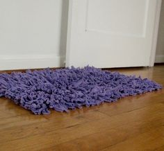 rugs oriental: recyling clothing for home | make handmade, crochet, craft