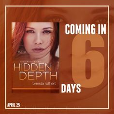 Today we are sharing a teaser reveal for HIDDEN DEPTH by Brenda Rothert. This book is a contemporary romance, standalone, title that will be released on April 25th. Check out the pre-order links fo…https://goo.gl/5garaI