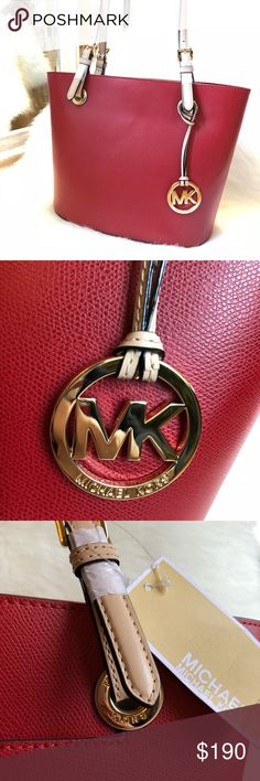MK Merlot Leather To