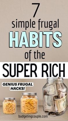 Make More Money, Ways To Save Money, Money Tips, Money Saving Tips, Frugal Living Tips, Frugal Tips, How To Become Rich, Budgeting Money, Money Matters