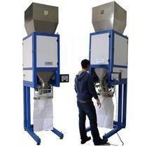 Bag filling machine for wheat @ http://www.conweighsystems.com/