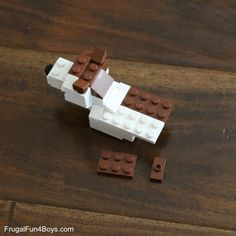 Love this post? Then pass it on! Terrier Dogs, Terriers, Lego Dog, Lego Projects, Lego Brick, Lego Creations, Stem Activities, Bricks, Legos