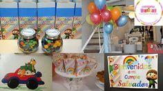 Milk Box, Carameleras,Individuales de madera pintados a mano con la temática y muchos detalles #BabyTV