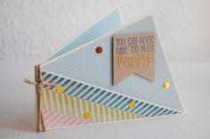 you can never have too much happy Yippee-Skippee! Stampin'Up! +++gestricktundzugenaeht.wordpress.com+++