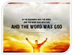 the word of god | THE WORD WAS GOD – Isaiah 61:1 The Sovereign LORD and The WORD is ...