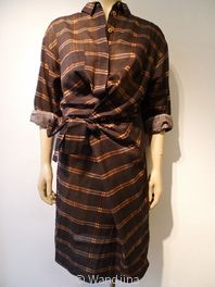 jurk vanda van Isabel Marant Étoile -- Wandjina