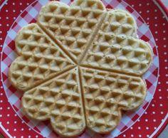 Rezept Waffeln Gluten- und Ei-frei -vegan- nach CRose Würth von flipper1967 - Rezept der Kategorie Backen süß