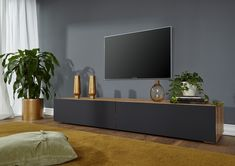 TV-bord Kalkoen eik naturel geolied FRANKFURT # 109 – Arredamento salotto – Home Decor Decor, Tv Wall Design, Minimalist Living Room, Home Decor, Tv Room Design, Living Room Tv Unit Designs, Wall Tv Unit Design, Living Room Tv Wall, Living Room Designs