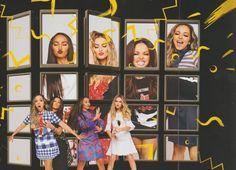Little Mix Get Weird Tour Book