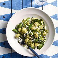 Green Gnocchi (via Parents.com)