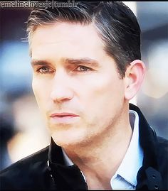 John Reese/Jim Caviezel Appreciation Post - My Gifs. Reese' Swag : Reese is always watching. From Person Of Interest C.O.D. [2.09].