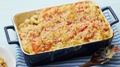 Mac and Cheese recipe from Ina Garten via Food Network - Been using this recipe for years and this is hands down the best gourmet mac and cheese recipe on the planet! Creamy Mac And Cheese, Macaroni And Cheese, Baked Macaroni, Ina Garten Mac And Cheese, Food Network Recipes, Cooking Recipes, Oven Recipes, Cooking Network, Quick Recipes
