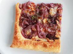 Rezept für Zwiebel-Taleggio-Tarte - Pizza, Quiche & Tarte - derStandard.at › Lifestyle