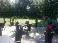 MPoint tennis court