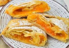 Snack Recipes, Snacks, Strudel, Hot Dog Buns, Apple Pie, Mousse, Chips, Bread, Cookies