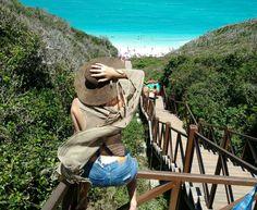 Local possível de tirar a foto: Escadaria do Pontal do Atalaia