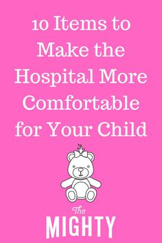 10 Items to Make the Hospital More Comfortable for Your Child #chronicillness #parenting Chronic Illness, Chronic Pain, Down Syndrome People, Nurse Love, Hospital Room, Rare Disease, Child Love, Hard Times, Caregiver