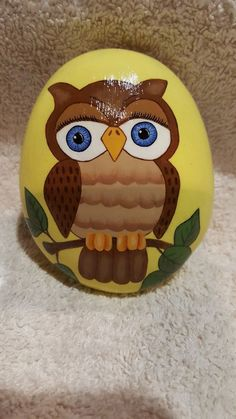 """This is hand painted by me. This is about 3"""" x 3 3/4"""". It can be used as a decorative piece or paperweight.   eBay!"""