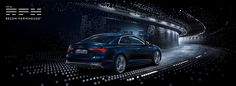 Audi A5 and S5 Coupé on Behance