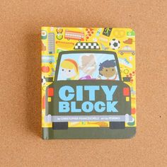 Cityblock illustrated by Peskimo