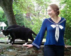 Popular items for intarsia knitting on Etsy