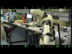 Uno Mattina - Il robot ICub