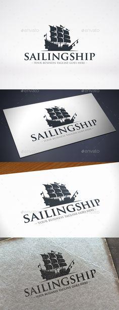 Vikings Ship Logo | Ship logo, Ai illustrator and Logo templates
