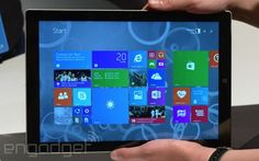 Microsoft's Surface Pro 3 now available to pre-order