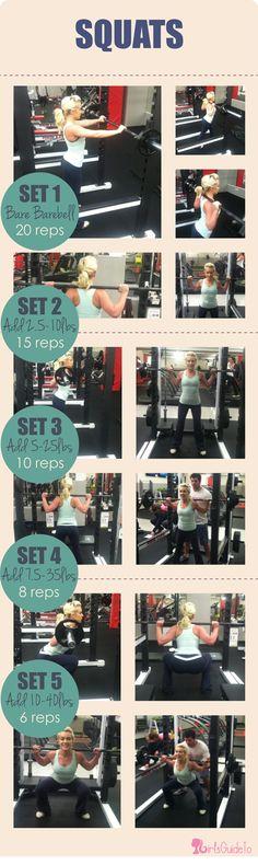 GirlsGuideTo | Workout Wednesday: Squat Till You Drop | GirlsGuideTo