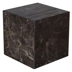 Kelly Hoppen - Cube Double Groove 35 - The Kelly Hoppen Furniture Collection is now stocked at Barker & Stonehouse http://www.barkerandstonehouse.co.uk/KellyHoppen.php