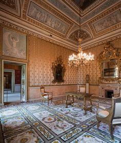 Bureau de l'Empereur - Palais Royal, Place Saint Marc, Venise, Italie