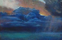 Storm At Sea | by Diana Lehr