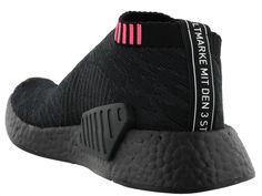 d40678a8093f2 Adidas Originals - Adidas Originals Nmd Cs2 Pk Sneakers - Black