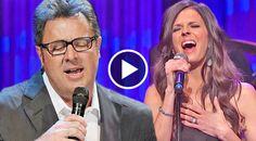 Vince Gill is no stranger to singing gospel songs at the Grand Ole Opry. He is known for his beautiful tenor voice and passion behind...